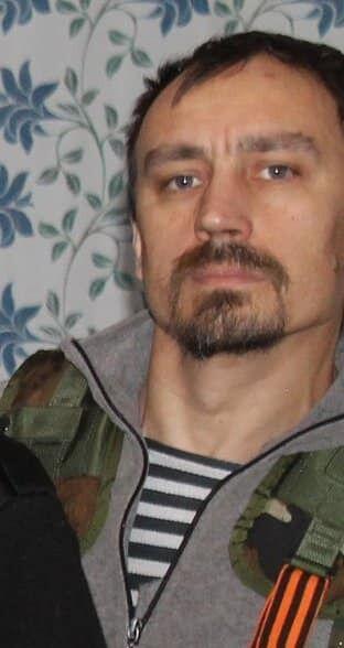 """Олег Бочаров (позывной """"Космич"""")"""