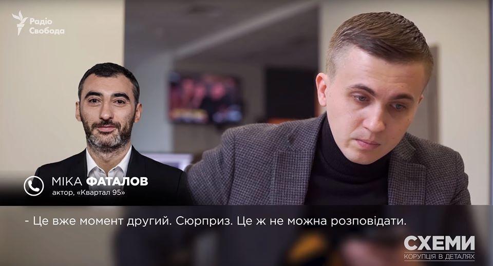 Разговор с Микой Фаталовым