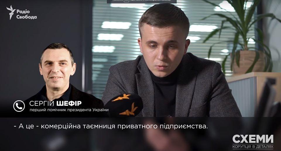 Разговор с Сергеем Шефиром
