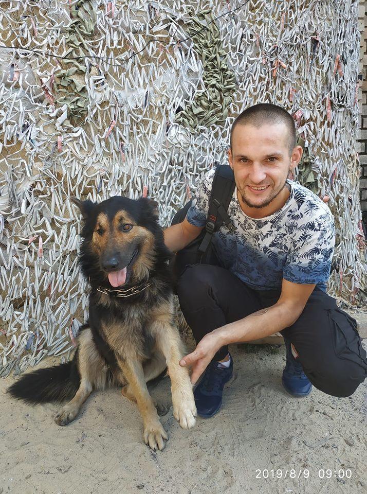 Боец 10 ОГШБр Алексей Капустян, убит вражеским снайпером 29 ноября этого года