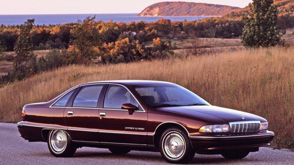 Chevrolet Caprice IV