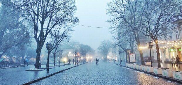 Зимова туга: прогноз погоди в Одесі на 11 грудня