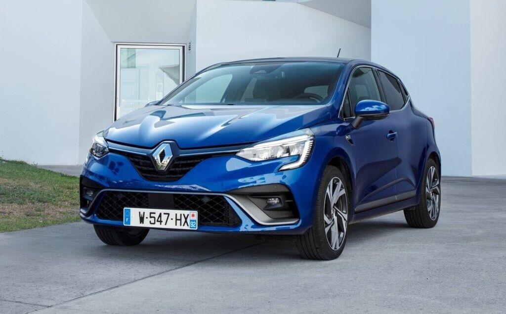 Новый Renault Clio послужит основой для Sandero 2020