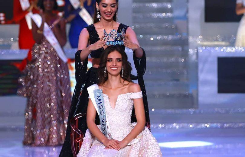 """Переможниця """"Міс світу 2018"""" Ванесса де Леон з Мексики"""