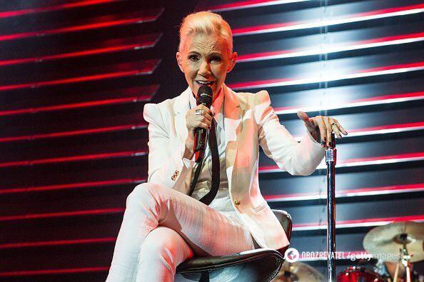 Смерть солістки Roxette: фото й відео з останнього концерту