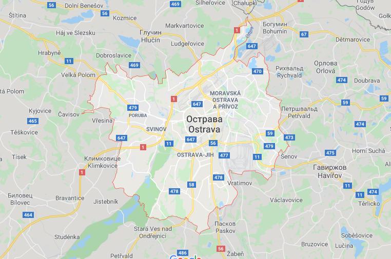 В Остраві (Чехія) трапилася стрілянина в лікарні