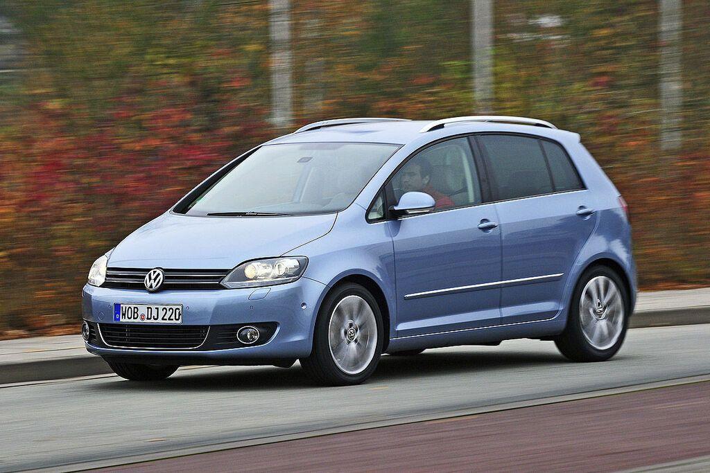 VW Golf Plus