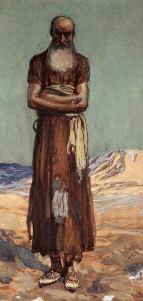 Пророк Наум (художник Джеймс Тіссо)