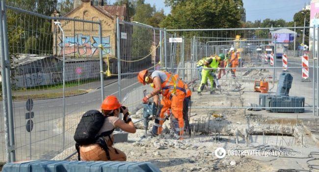 Українці на заробітках у Польщі
