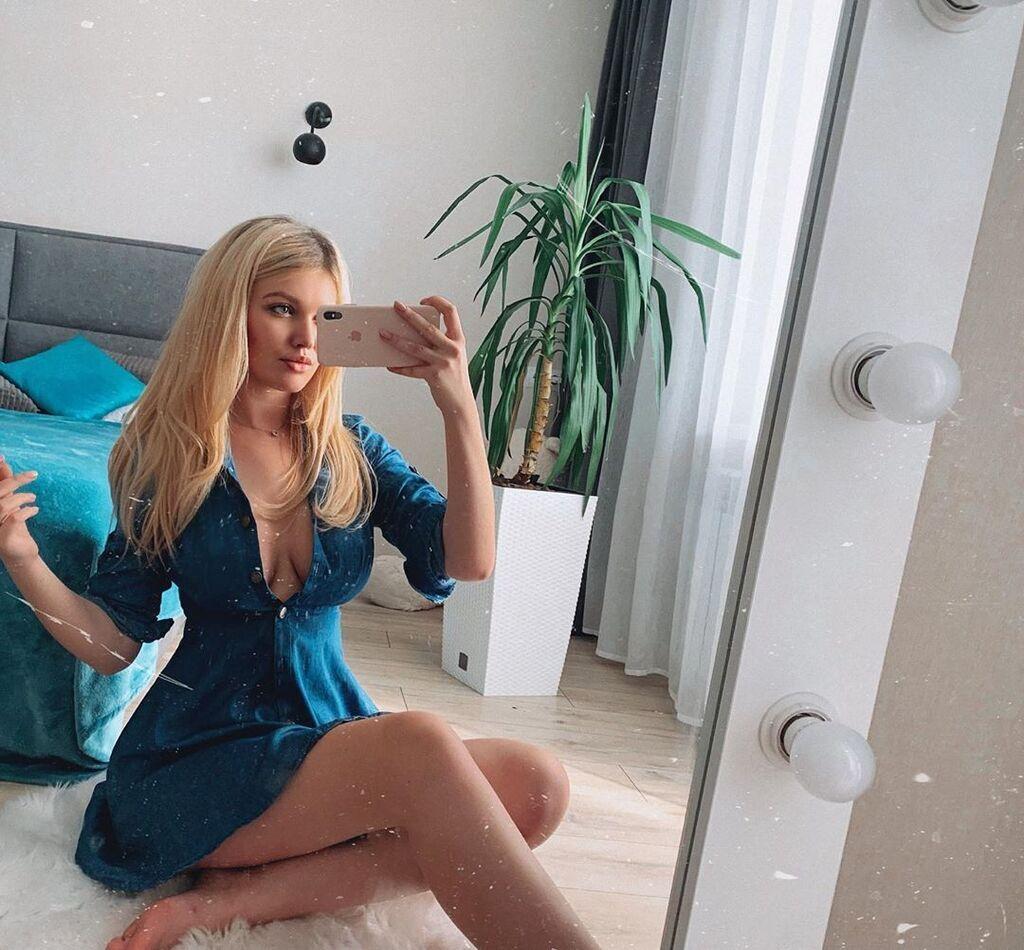 Наталья Болюх засветила голую грудь