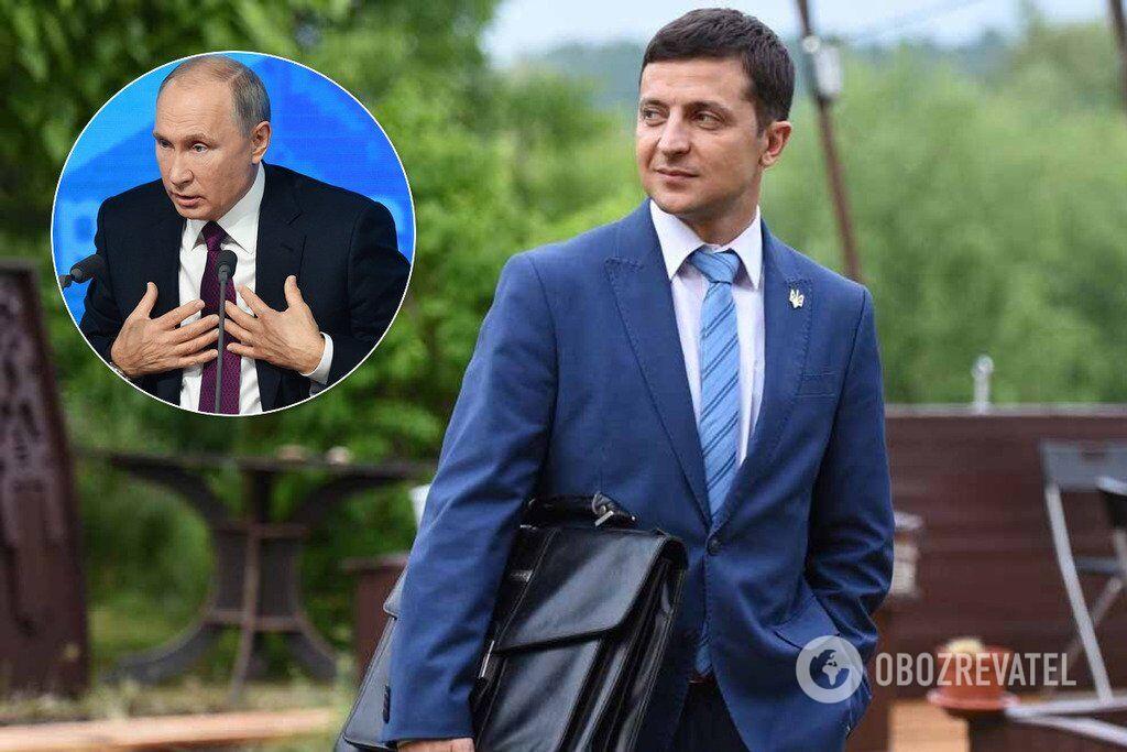 """Уже не боятся? На росТВ пропустили крамолу о Путине из сериала """"Слуга народа"""""""