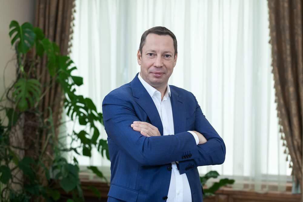 Глава правления Укргазбанка Кирилл Шевченко