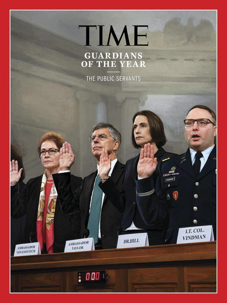Украинский скандал на страницах Time