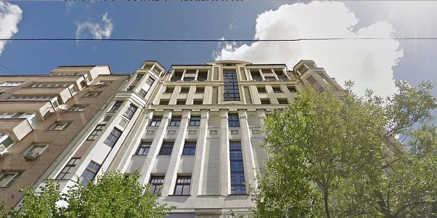 Дом с квартирой Лужкова