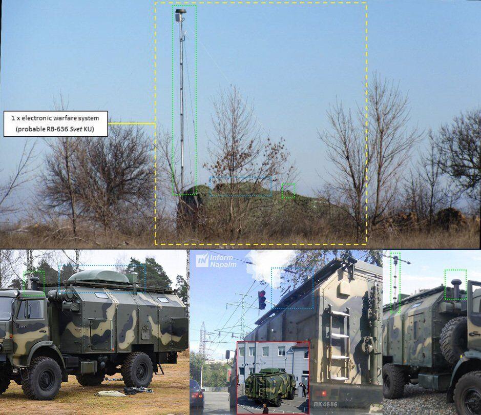 Россия перебросила новейшую технику на Донбасс