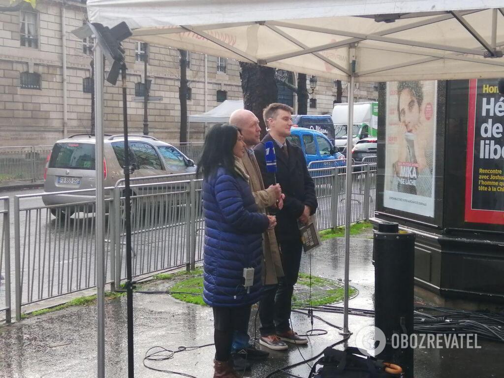 Російські ЗМІ у Парижі