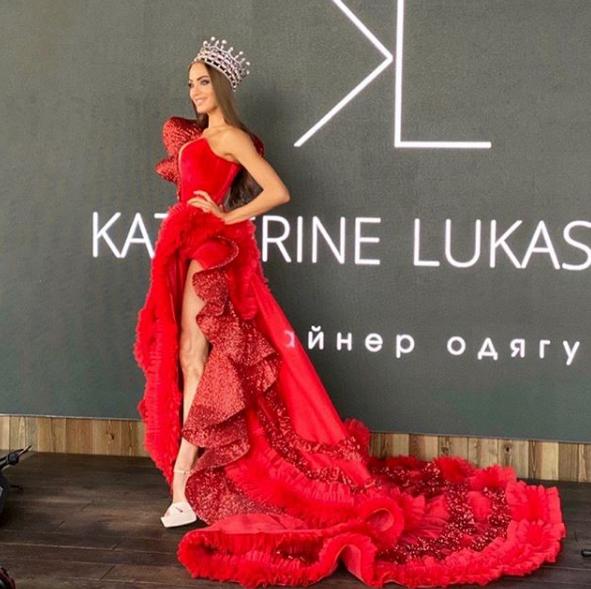 """""""Мисс Мира – 2019"""": какое место заняла Украина"""