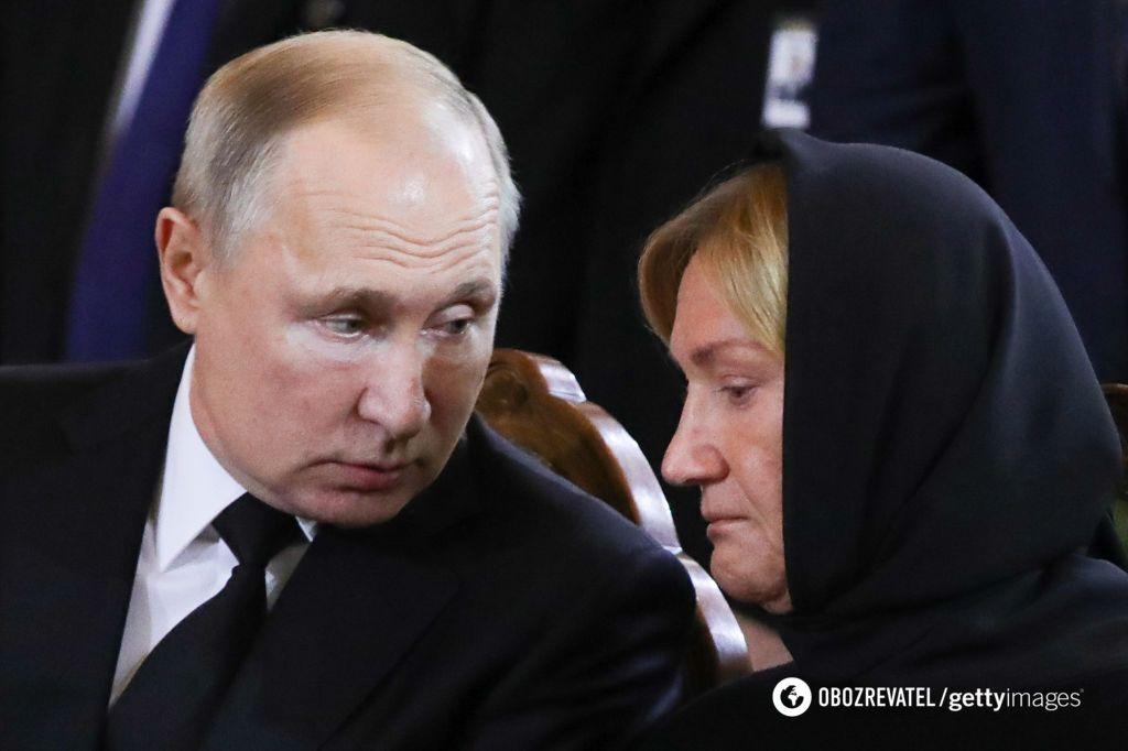 Путин и Батурина