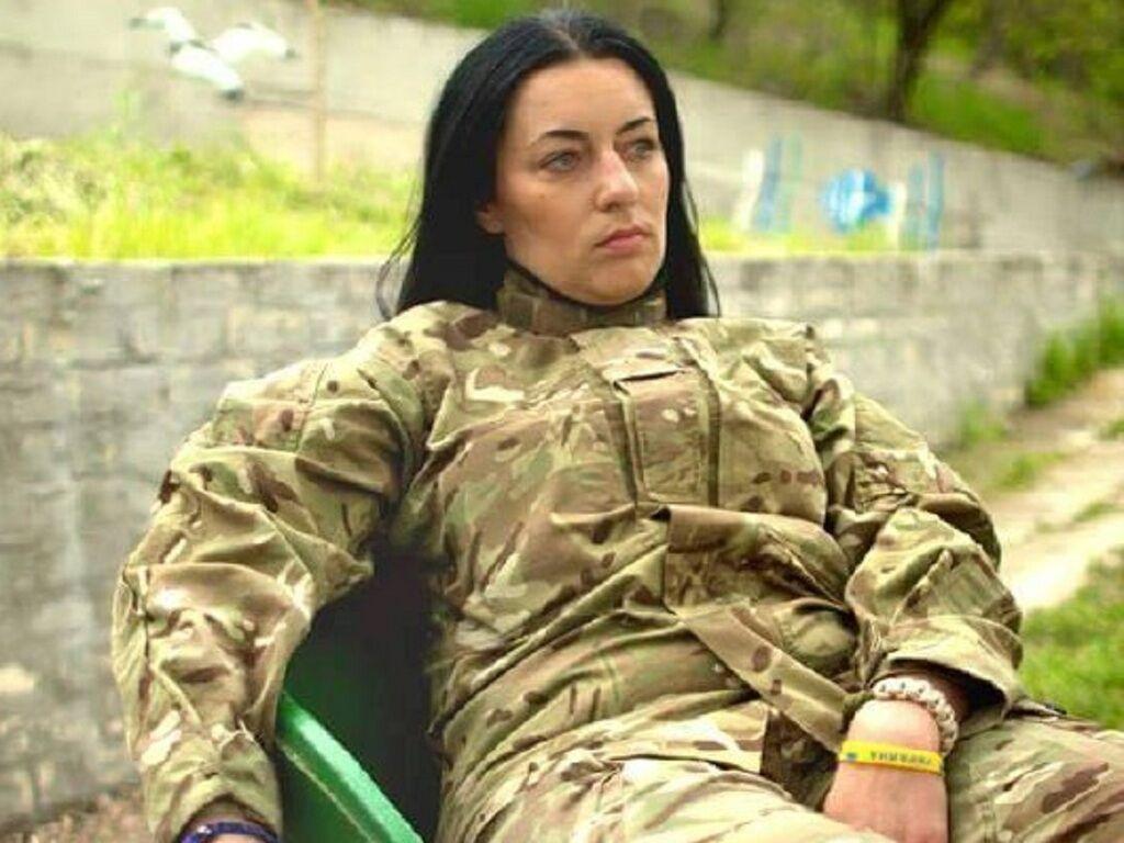 """Інна Грищенко (""""Пума"""")"""