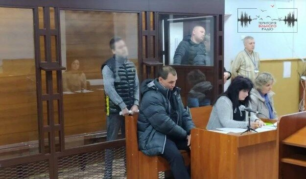 Микола Барабаш у суді