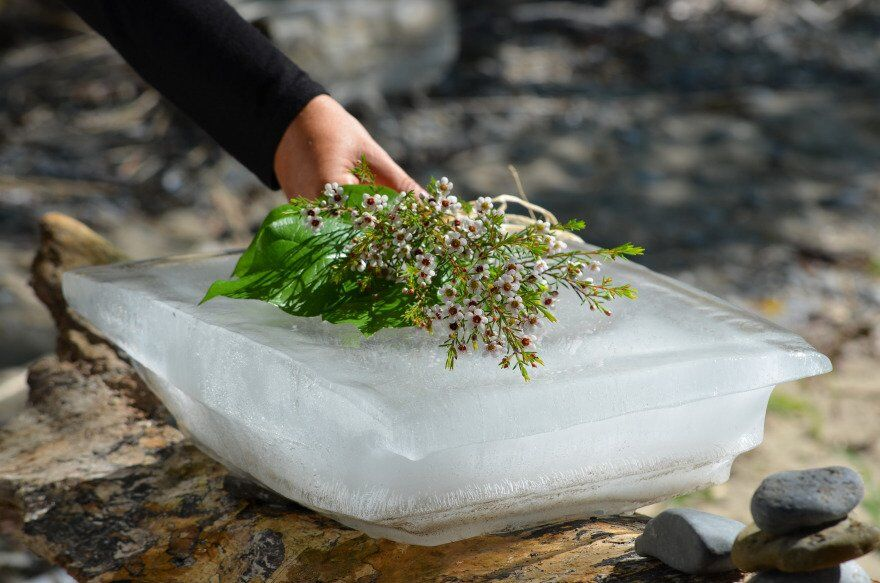 У Канаді запропонували використовувати лід для екологічного похорону