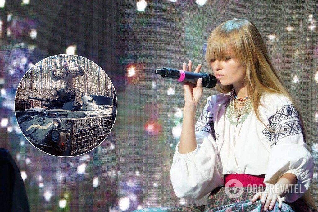 """""""Я плакала"""": популярна співачка відреагувала на звинувачення Riffmaster у вбивстві Шеремета"""