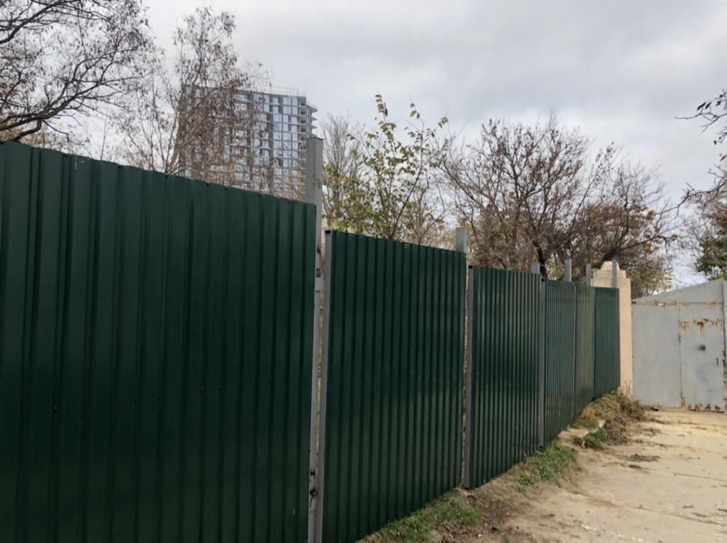 Суд заборонив будівництво у районі пляжу Аркадія