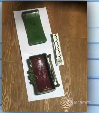 """""""Зеленая штука"""" была! Аваков подтвердил мину в доме Антоненко"""