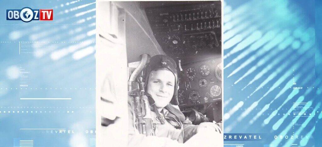Андрей Мизько в Афганистане – после ликвидации аварии в 1986 году