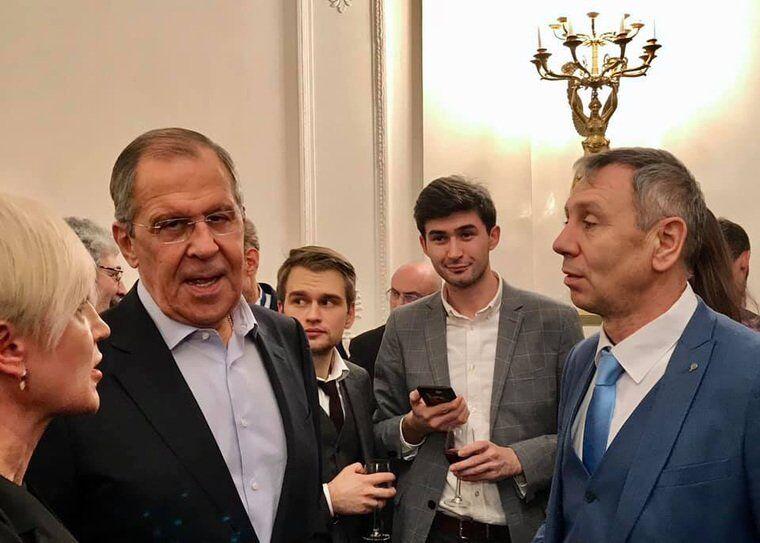 Закрытый новогодний корпоратив МИД РФ