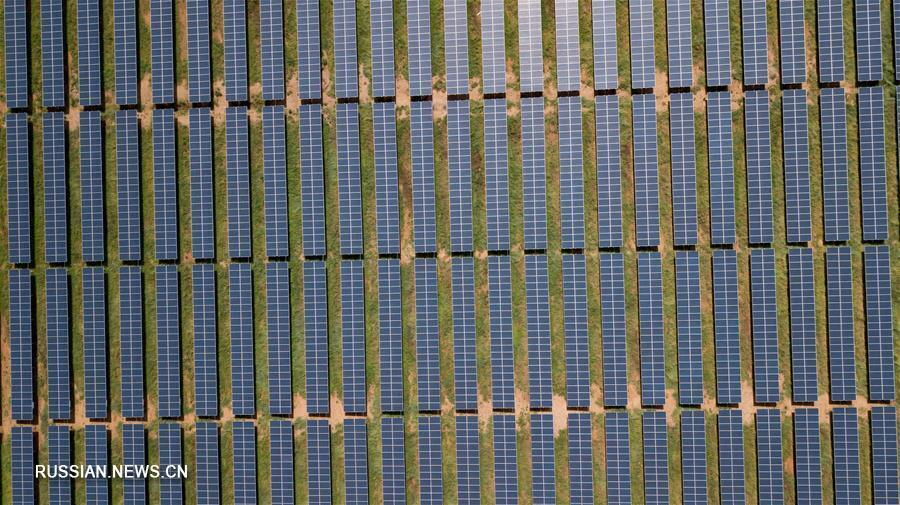 Сонячна електростанція в Кенії
