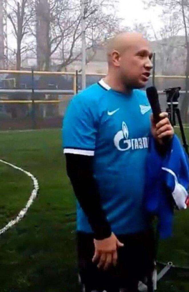 Очередной политик в Одессе не скрывает любви к России