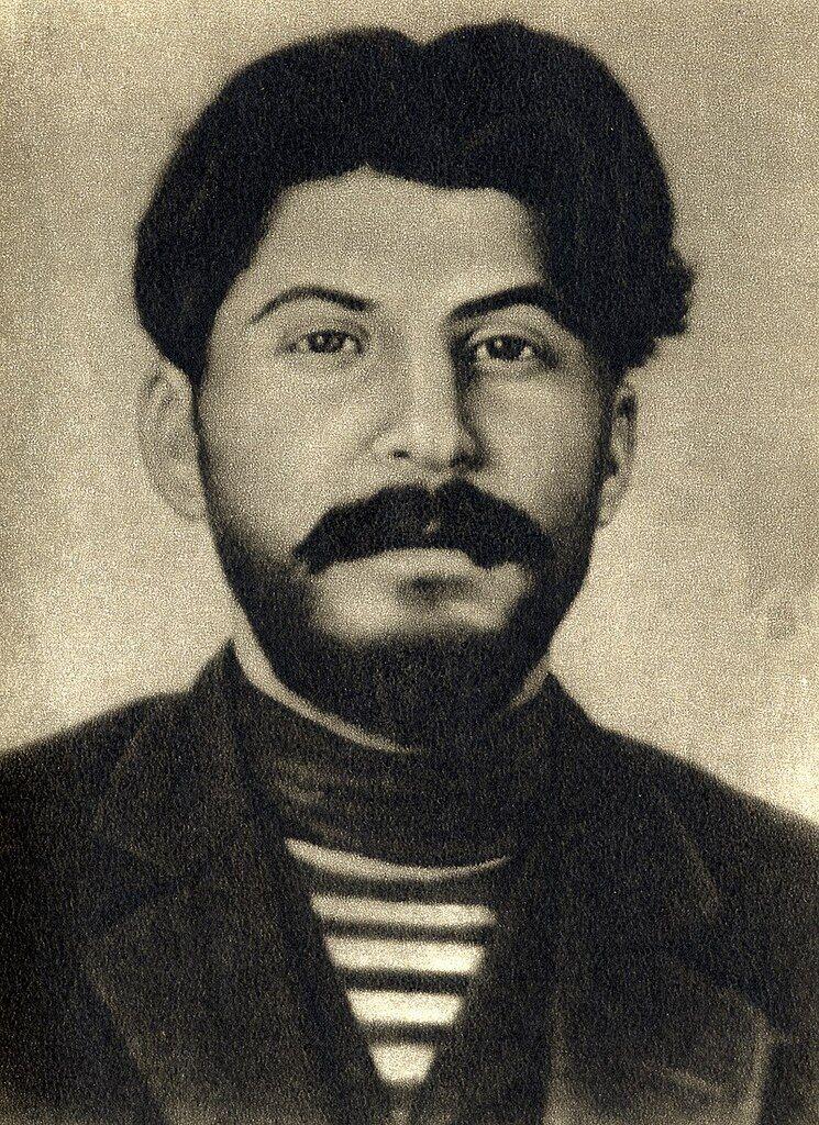 Сталін в 1912 році