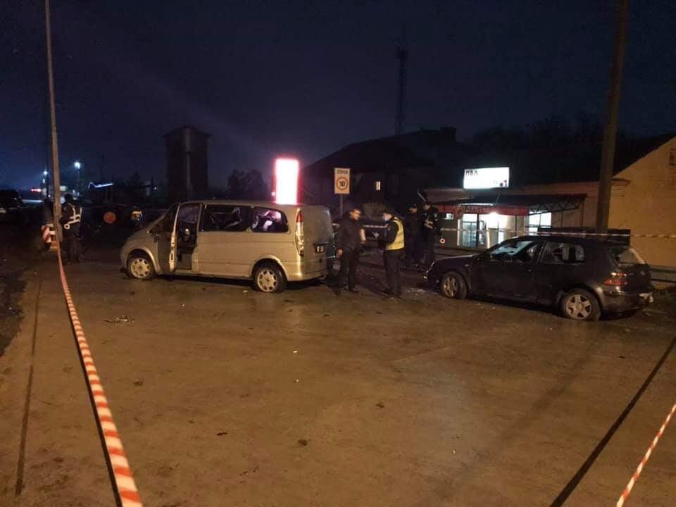 """У квітні 2019 року на КПП """"Дачне"""" на Одещині відбулася стрілянина: постраждали люди"""