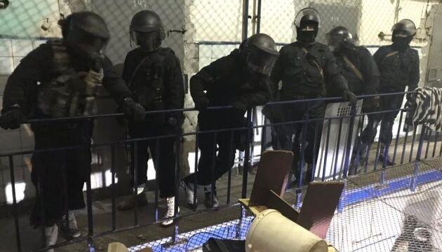"""Кропивницкий СИЗО после """"бунта"""" перевели на особый режим"""