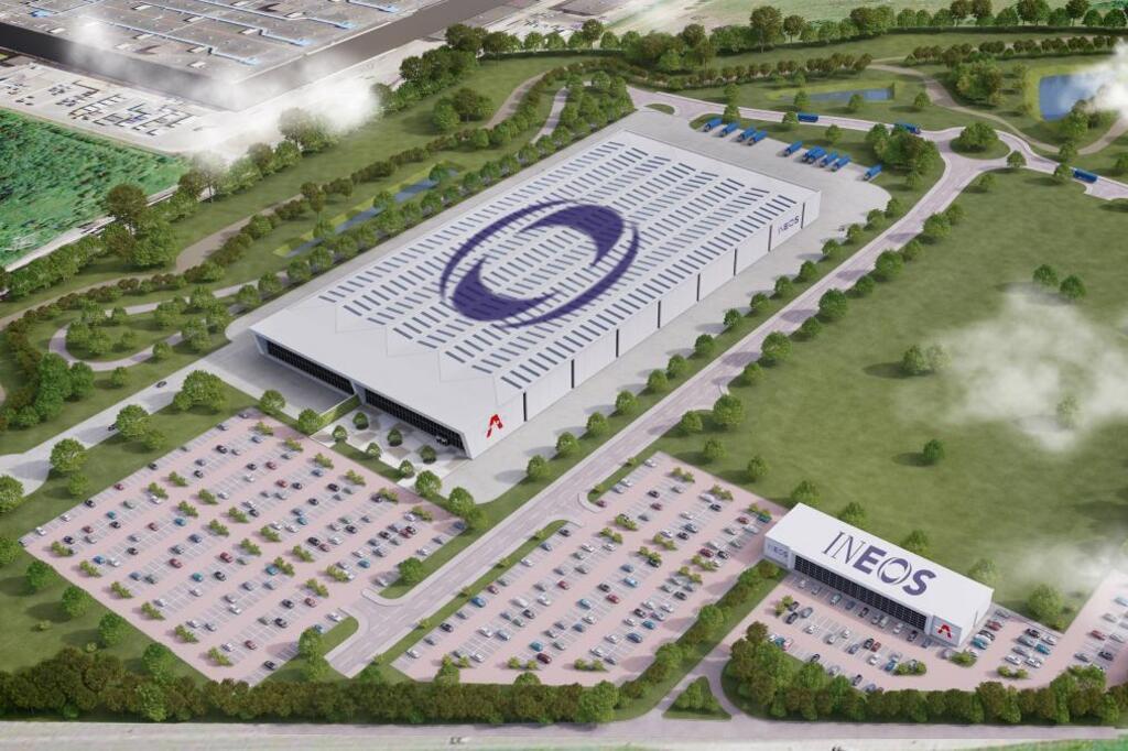 Випуск Grenadier 4x4 буде налагоджений на новітньому заводі в Брідженді, Південний Уельс, в 2021 році