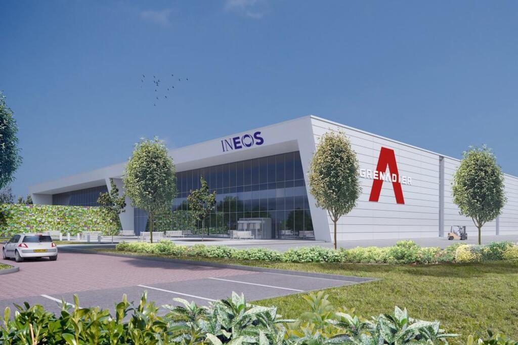 Для виробництва позашляховика в Південному Уельсі буде побудований новий сучасний завод