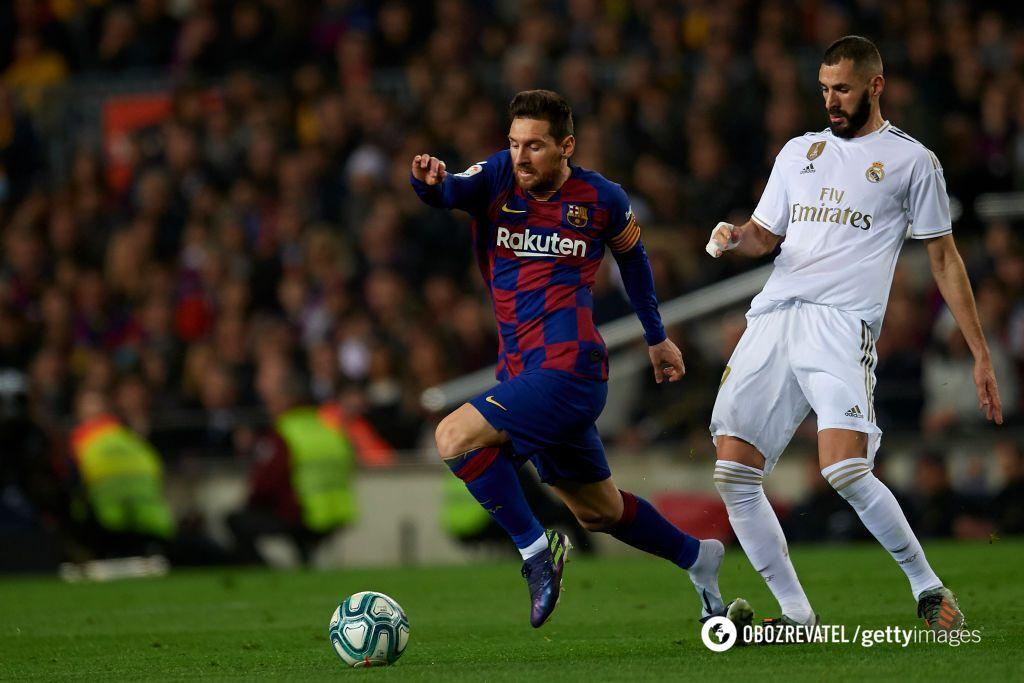 Барселона – Реал