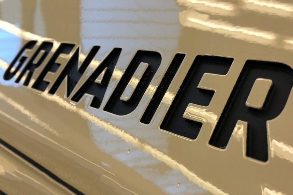 У Великобританії готують новий позашляховик під назвою Grenadier 4x4