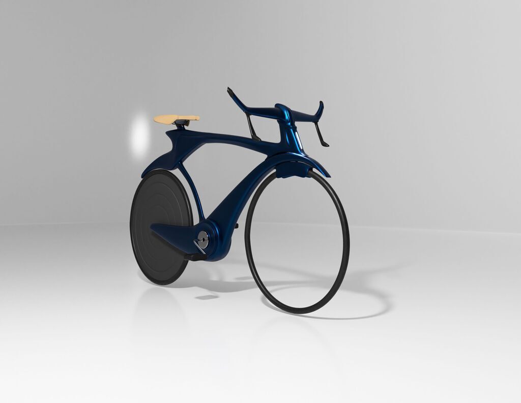 Концепт електричного велосипеда