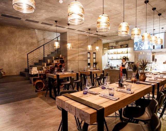 Ресторан Casa Nori