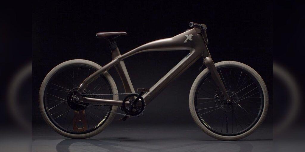 Електровелосипед X One