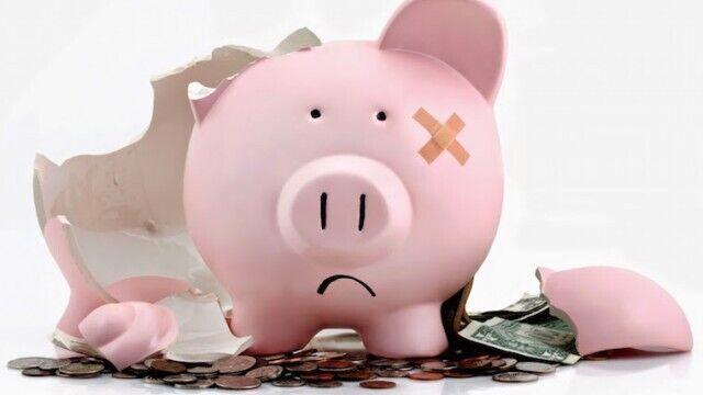 Банк банкрут