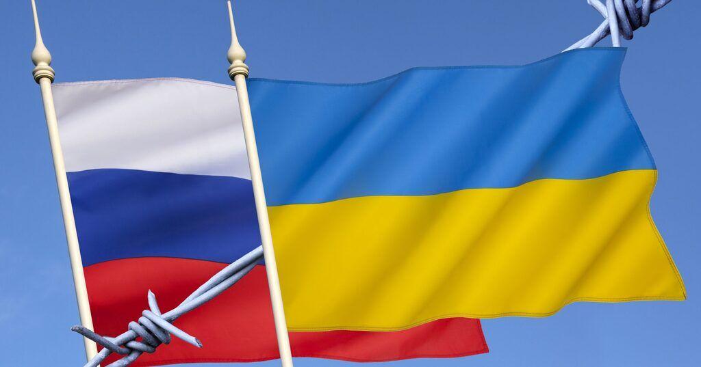 Санкції Росії проти України