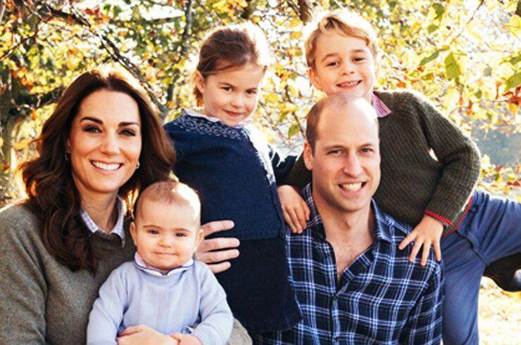 В сеть слили редкое фото принца Уильяма и Кейт Миддлтон