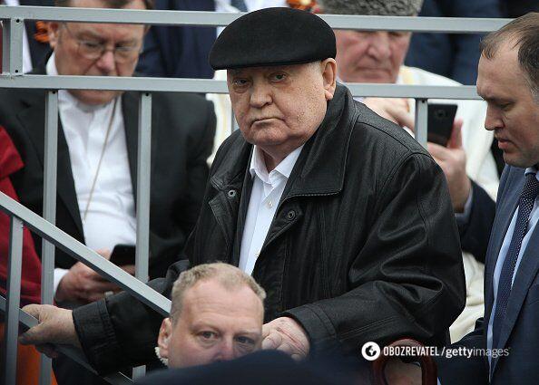 Михайло Горбачов 2019 рік