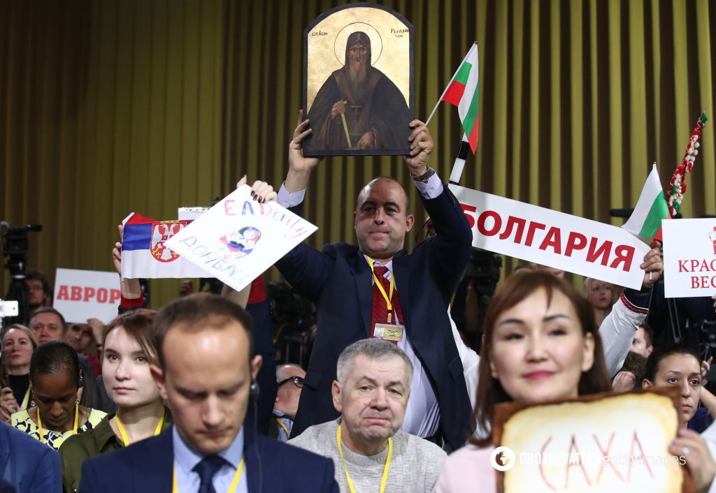 Журналіст з Болгарії приніс ікону