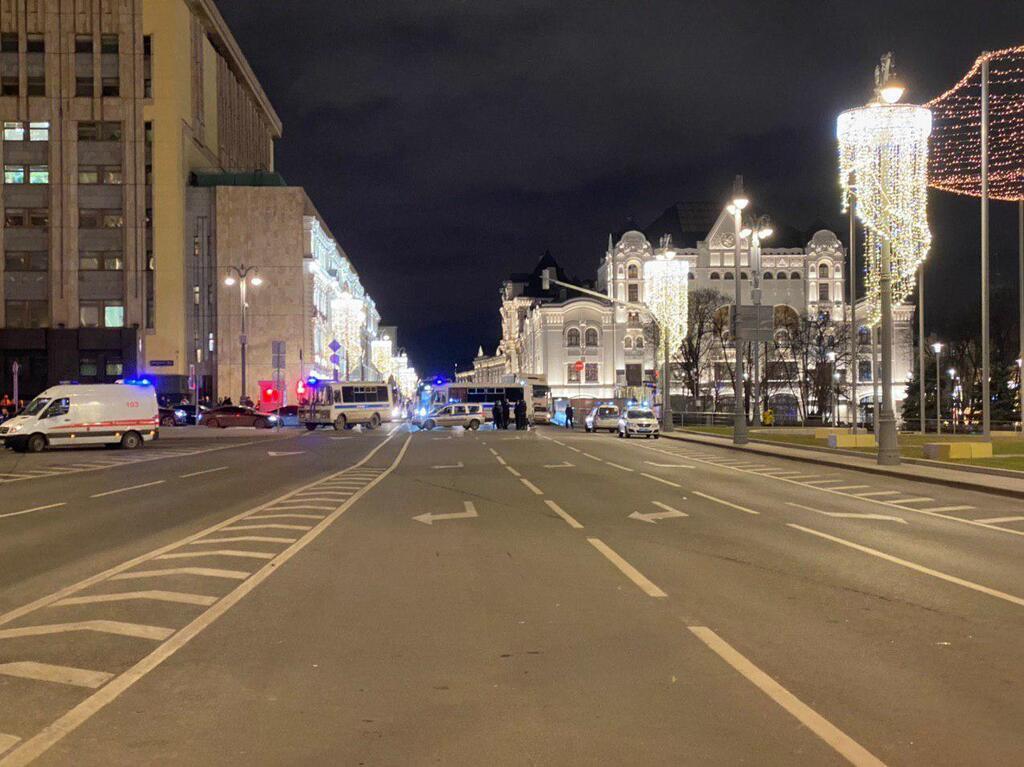 """""""Війна"""" в центрі Москви: всі подробиці смертельної перестрілки біля будівлі ФСБ"""