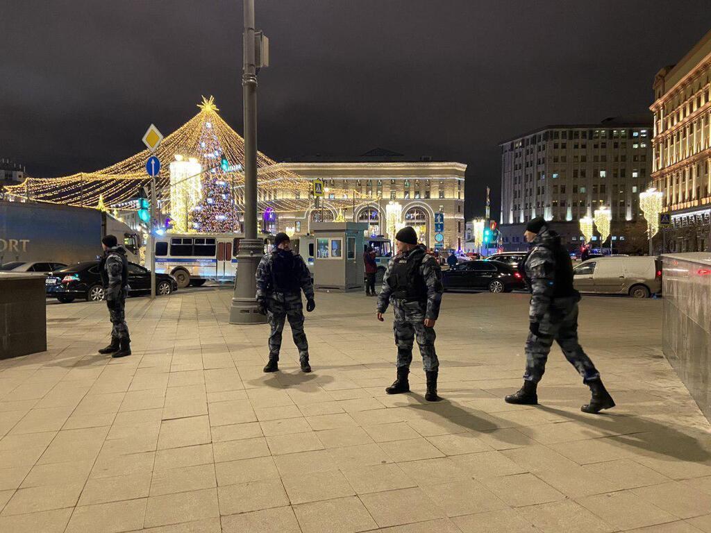 Стрілянина в Москві
