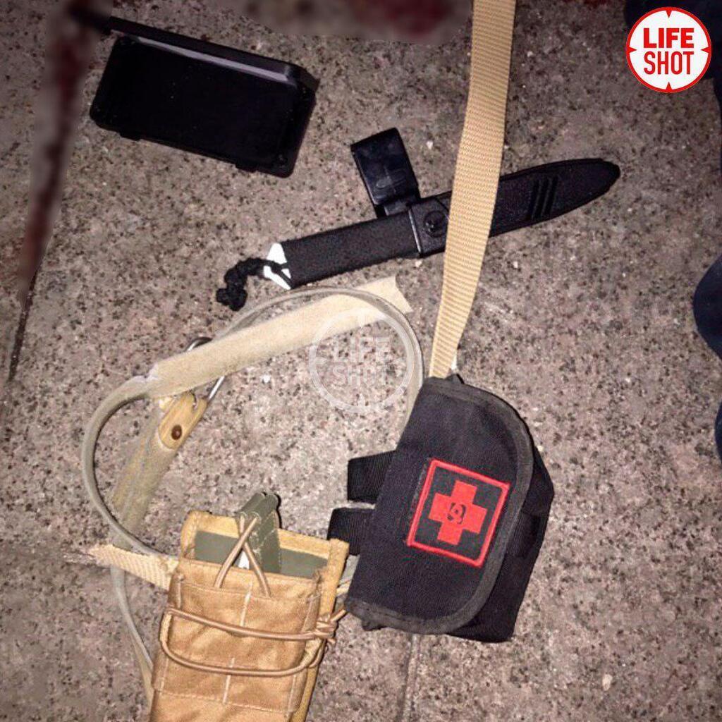 Стрілянина в Москві: названо ім'я убитого терориста, фото 18+